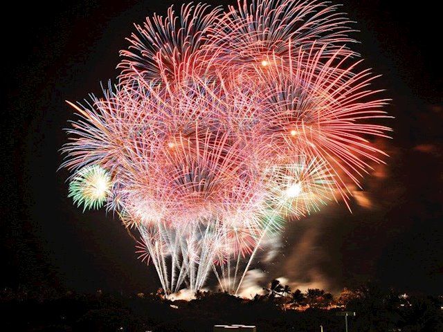 Best Places in Hawaii to view 2018 4th of July Fireworks