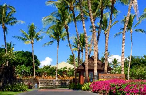 Pauoa Beach Club Mauna Lani Resort S