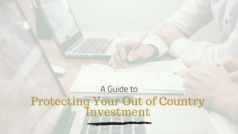 A Guide to Protecting Your Out of Country Investment in Oahu
