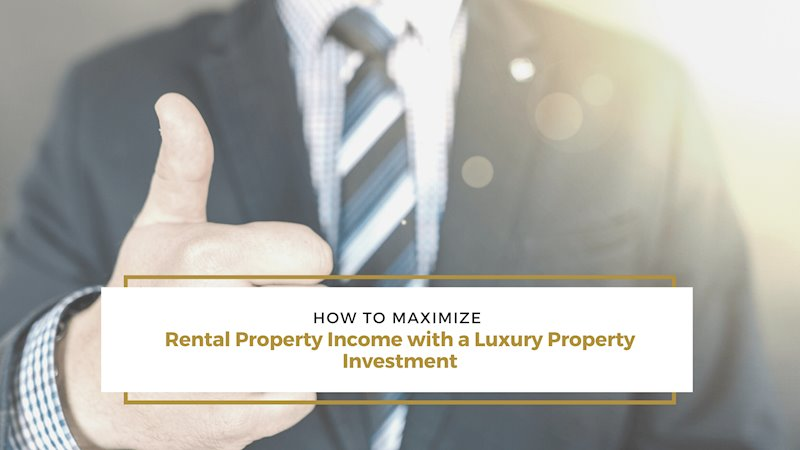 How to Maximize Rental Property Income with a Luxury Property Investment in Oahu