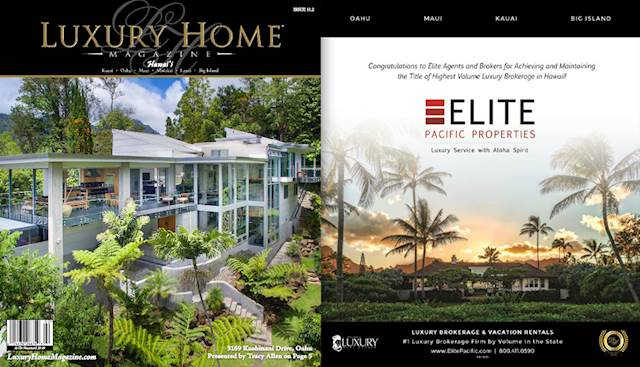 Luxury Home Magazine Issue 11.2, Elite Edition