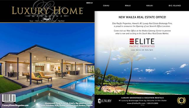 Luxury Home Magazine Issue 11.4, Elite Edition