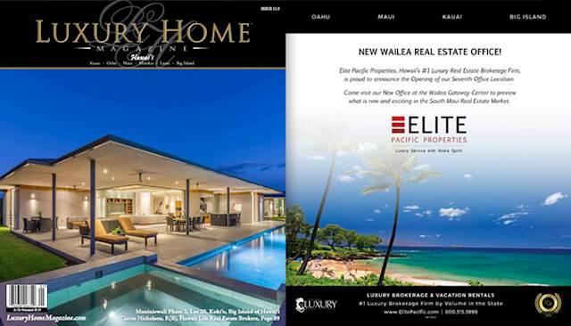 Luxury Home Magazine 11.5, Elite Edition