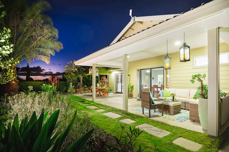 Contemporary Hawaiian Home with a Cool Beach Vibe~ $939,000~ Dry Side Waimea