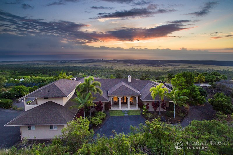 Best Value Play in the North Kona Luxury Market:  Timeless & Elegant Home in Makalei Estates – $1,899,999