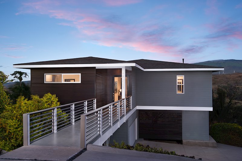 Amazing The Most Reasonably Priced Modern Home On The Market, It Pushes The  Boundaries Of Classic And Modern Styling. Evoking Cooled Lava, The Bridge  Entryway ...
