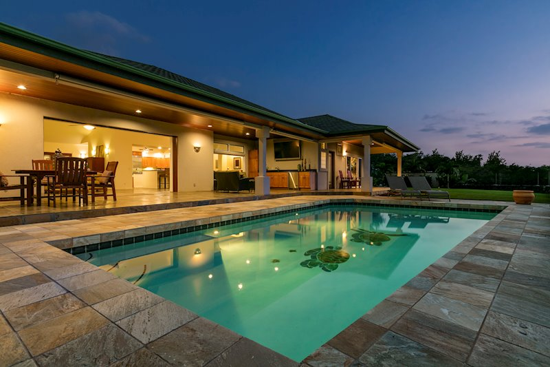 Just Listed - King of the Hill - Gracious Private Home on 3 Acres With Expansive Ocean VIEWS!