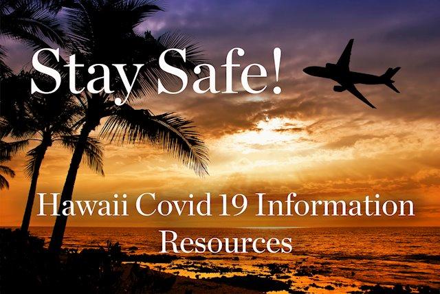 Hawaii Covid 19 Travel Information