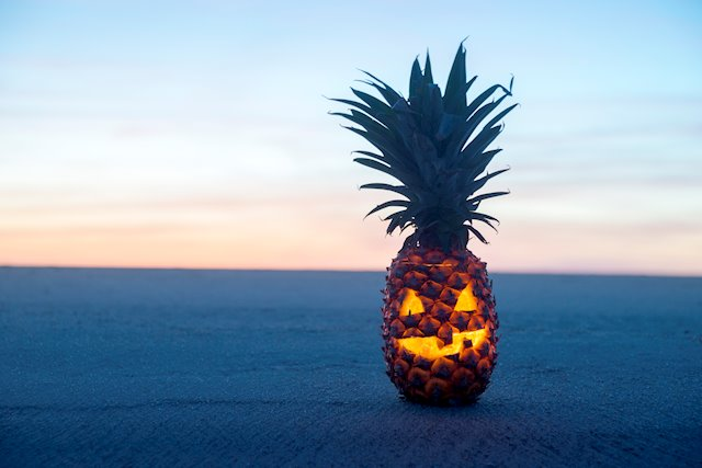 Halloween Hawaii Style