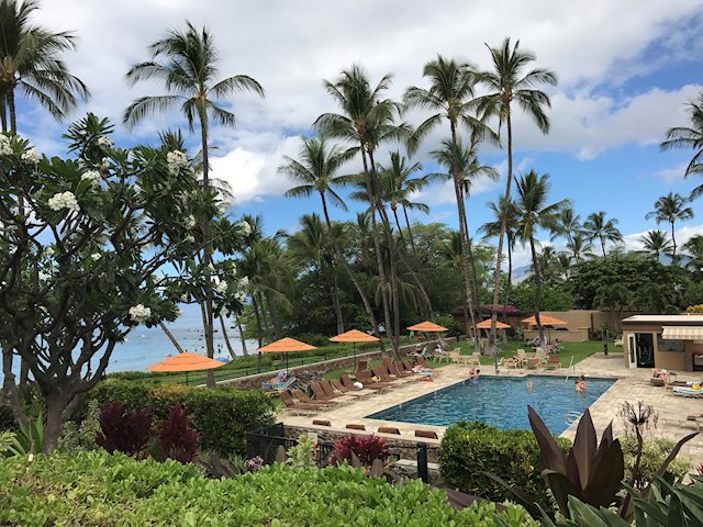 Wailea Elua Village Oceanfront Condominiums