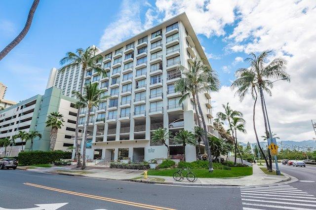 Tastefully Updated, Heart-of-Waikiki Condo, Under $400,000