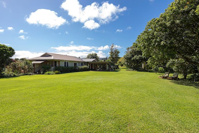 Remodeled Plantation Home and Separate Permitted Dwelling on 1 Acre