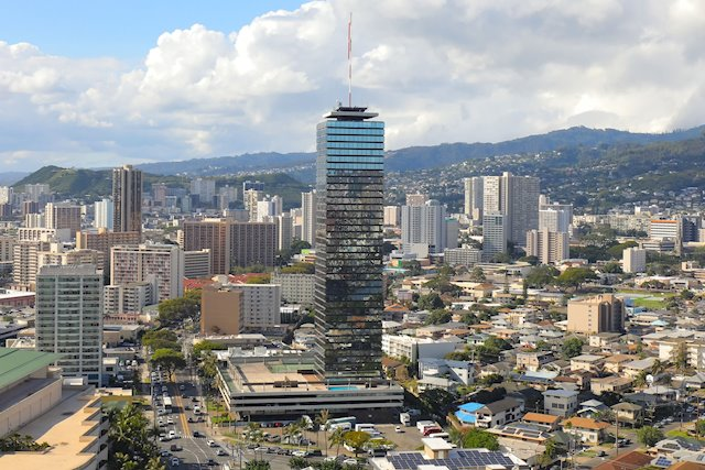 Spacious High-Rise Honolulu Condo With Huge Views
