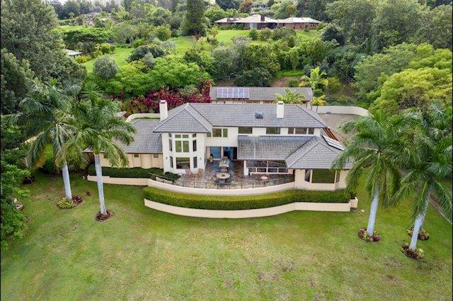 Kula Estate Home With Bicoastal Views and Privacy