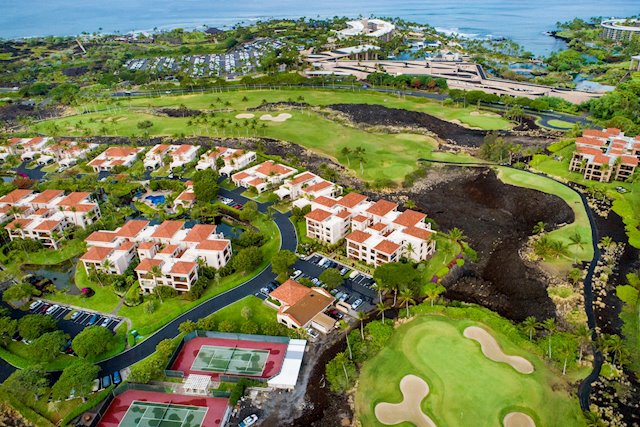 Central Waikoloa Beach Resort Location Near White-Sand Beaches