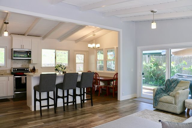 Beautifully Renovated Aina Haina Home Under $1M