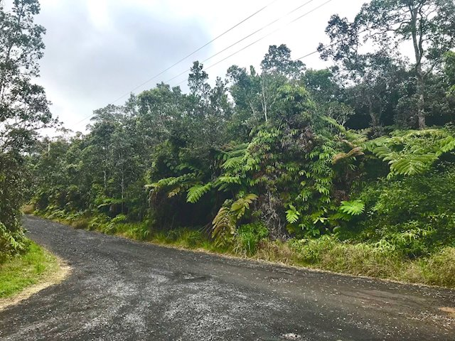 Private Location in Volcano, With Easy Access to Highway