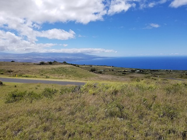Kohala Ranch 3.61-Acre Lot With Ocean and Mountain Views