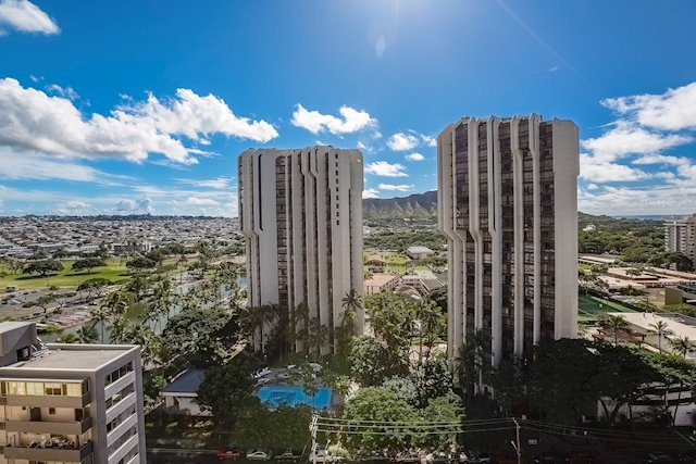 Largest Fee Simple Unit Under $1M in Waikiki