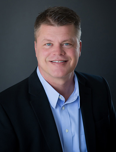 David Erickson, Business Development Manager