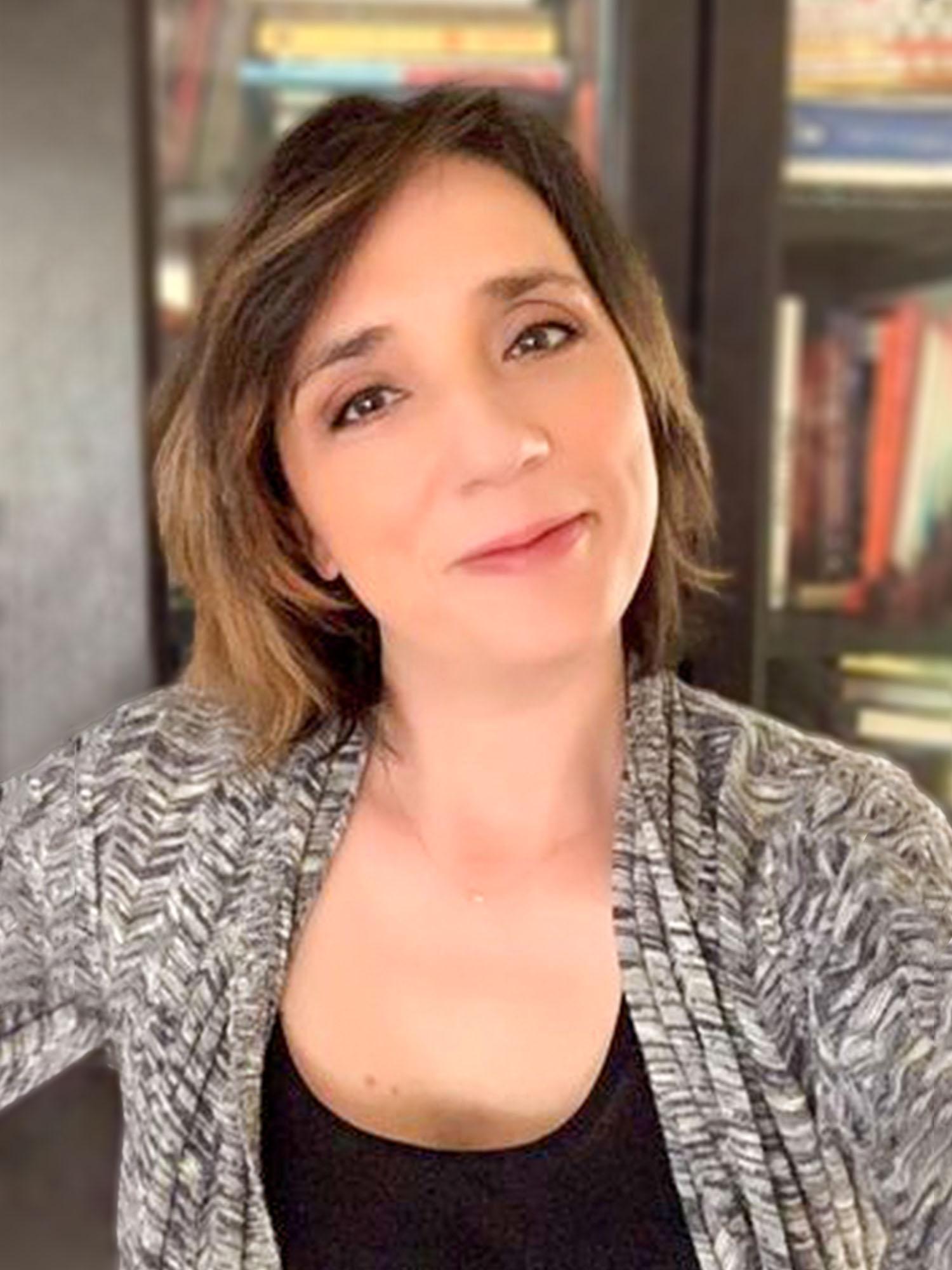 Joanna Langada, Director of Marketing