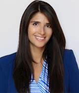Andreea Grigore, SVP, Property Management Division