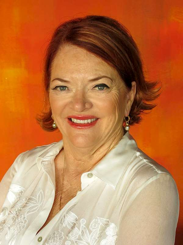 Rebecca Hirsch-Keliihoomalu, R(B), President and Founder of The Rebecca K. Collection